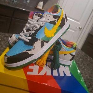 "Nike SB Dunk ""Chunky Dunky"" Ben Jerry sz 10"